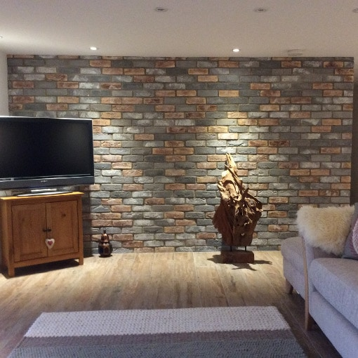 Thin Brick Effect Cladding Get The Brick Wall Look