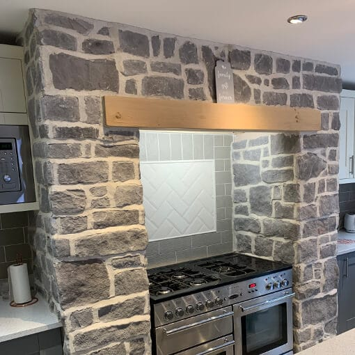Mock Stone Effect Cladding Get The Stone Wall Look