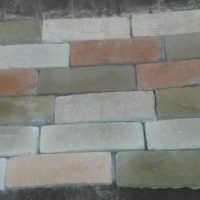 Brick Slip Clearance - Light Brick Slips