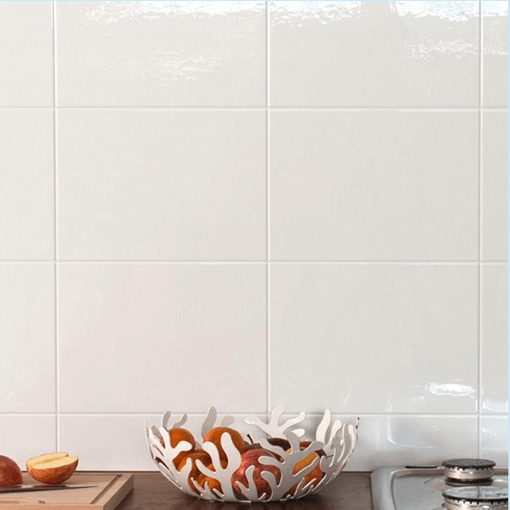 Plain Wall With Panelling And Walls : Bathroom splash panels an alternative to wall tiling