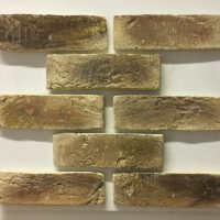 Thin Brick Facades - Thin Facades - Thin Brick Facings - Reclaimed Effect Brick