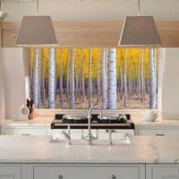 Custom Kitchen Splashbacks - Lightweight Wall Panels - Lightweight Hygiene Panels