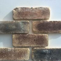Slim Veneers UK - Slim Veneers - Rustic Brick Slips UK - Faux Brick Tiles