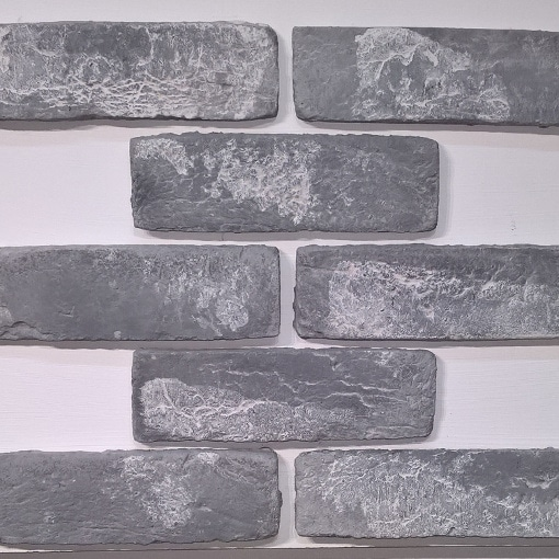 Brick Wall Slips - Brick Cladding Tiles - Bespoke Brick Slips - Decorative Brick Tiles