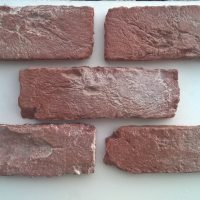 City Loft Brick Slips - Brick Slip Facings - Docklands Brick Slips - Rustic Brick Facades
