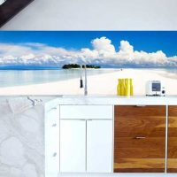 Kitchen Splashbacks - Light Hygiene Panels - Light Splash Backs