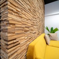 decorative wood planks