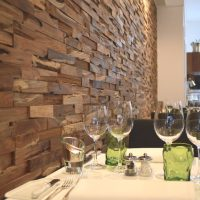 decorative wood cladding - decorative timber cladding - wooden cladding