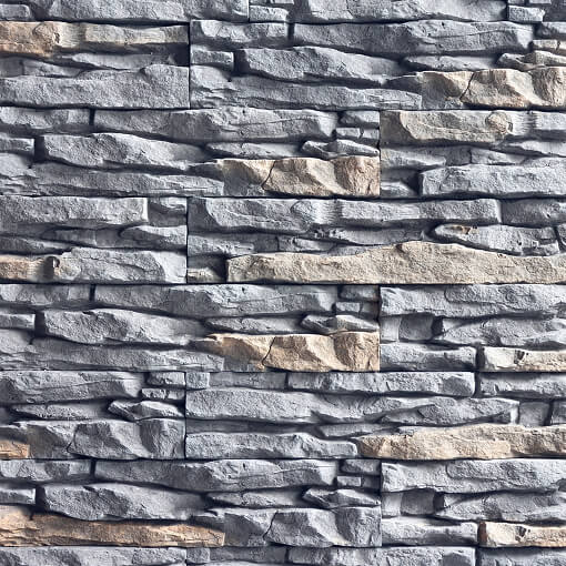 Light Exterior Stone Panels | Get A Trending Feature Wall
