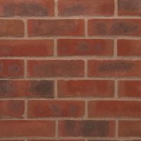 Multi Red Brick Slips