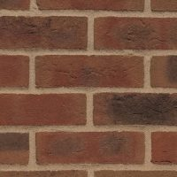 Multi Red Brickslips