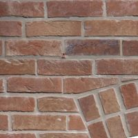 Stock Thin Bricks
