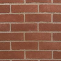 red stock brick facings