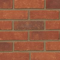 Mixed Red Brick Slips