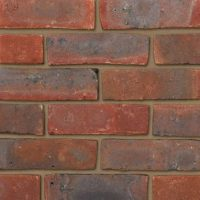 Sandfaced Brick Slips