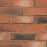 Mixed Red Brickslips