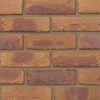 Sandcreased Brick Veneers