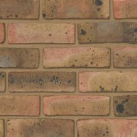 Sandfaced Thin Bricks