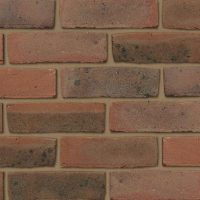 Multi Red Thin Bricks
