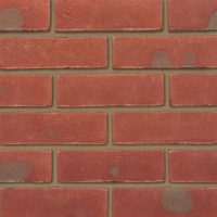 Multi Red Stock Brick Slips