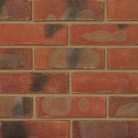 Multi Red Weathered Brick Slips