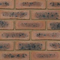 Mixed Red Brick Tiles