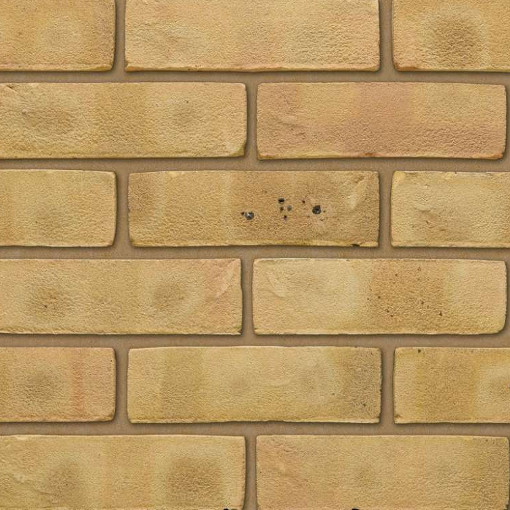 Yellow Kitchen Tiles Uk: Yellow Brick Tiles Or Brick Slips From Higgins Cladding