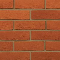 Handmade Red Brick Slips