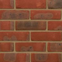 Multi Red Brick Tiles