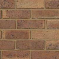 Sandcreased Thin Bricks