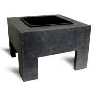 Firefly Granite Effect Fire Pit Table Web2