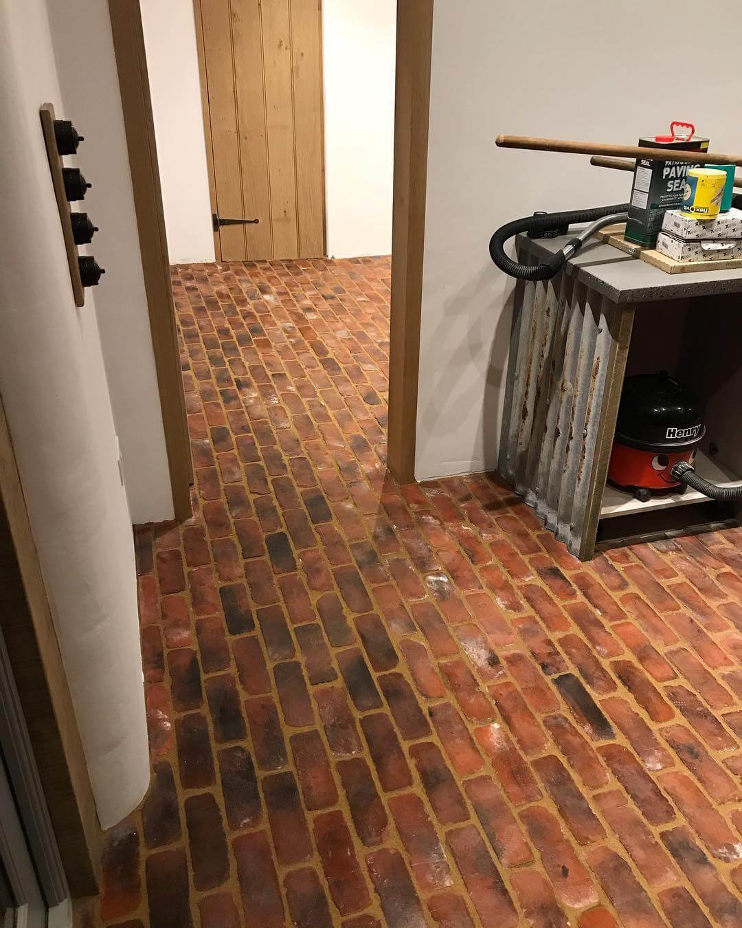 Flooring Bricks Cast Or Clay Brick Slips To Suit Any