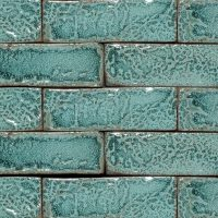 Glazed brick slips - Bespoke Glazed Brick Slips
