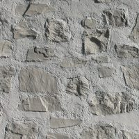 Rustic Stone Effect Panels