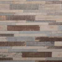 Feature Wall Wood Panels - Grey Antique