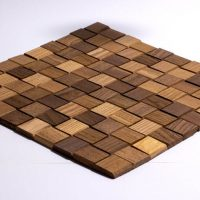 Rustic 3D Wooden Tiles - Rustic 3D Timber Tiles - Rustic Timber Wall Tiles