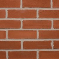 Rustic Red Brickslips - Rustic Red Brick Slips - Rustic Red Brick Cladding